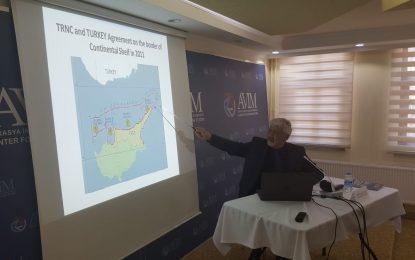 Yabancı Büyükelçiliklere Kıbrıs dersi