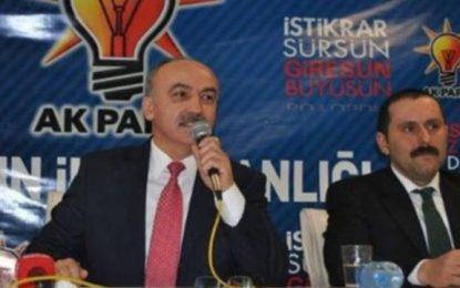 AKP'den seçilemeyince rektör oldu!