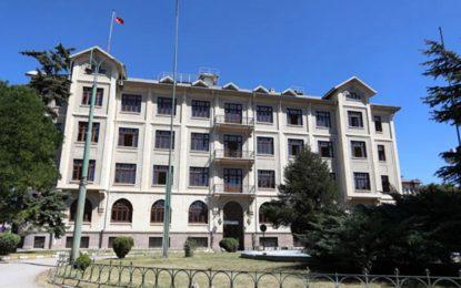 TCDD binasının Sağlık Bakanı'nın üniversitesine verildiği iddia edildi