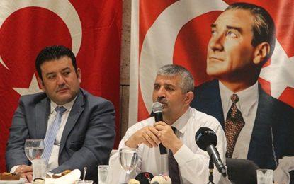 MHP'den CHP'ye Cevap