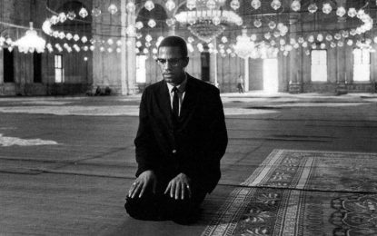 Adaletsizliğe ve ırkçılığa karşı direnişin sembolü: 'Malcolm X'