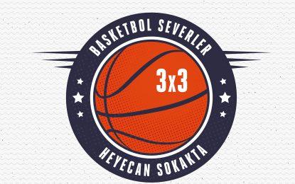 'Sokak Basketbolu Turnuvası' Kent Park'ta