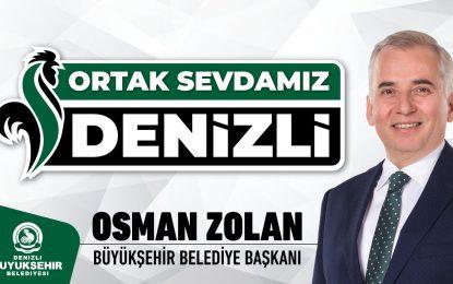 Osman Zolan'ın seçim şarkısı TAM NOT ALDI