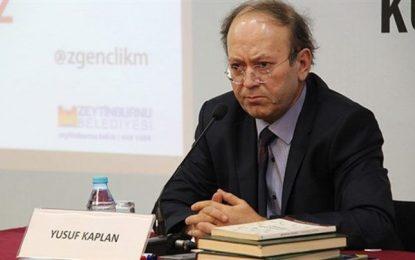 Yusuf Kaplan'dan AKP'ye çağrı: Feshedin!