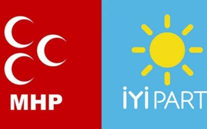 Bahçeli'nin çağrısı sonrası İyi Parti'de istifa! MHP'ye geçtiler