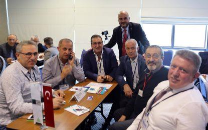 KOTO üyelerinin Edirne çıkarması verimli geçti;Bulgaristanlı iş insanlarıyla 200'den fazla iş görüşmesi