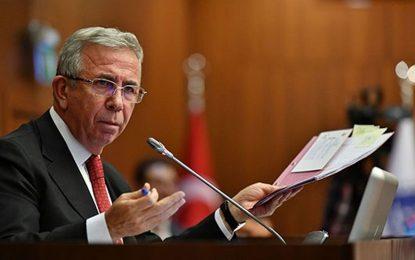 Ankara'da işlerini tehdit, şantaj, rüşvetle halleden bir grup var