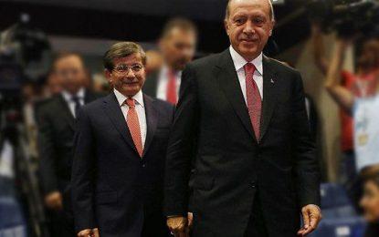 Davutoğlu: Erdoğan üç bakanın yüce divanda yargılanmasını engelledi