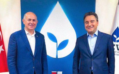 DEVA Partisi'nde İstanbul İl Başkanı belli oldu