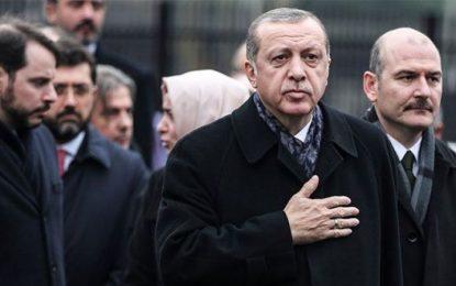 Erdoğan'ın, Süleyman Soylu'yu neden görevden almadığı ortaya çıktı!