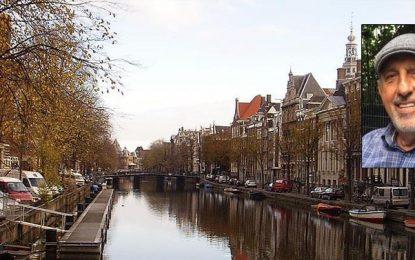 HOLLANDA'DA ANTİSEMİTİZM SUÇLAMASINDAN KORKMAYAN DÖRT KAHRAMAN