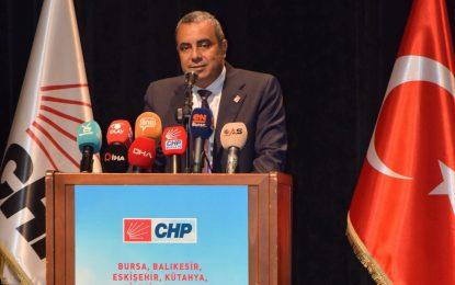CHP il başkanları 81 ilde ortak açıklamayla iktidarı eleştirdi; BU KÖTÜ GİDİŞATI CHP DURDURACAK