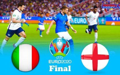 UEFA'nın kıyak yaptığı İngiltere ve İtalya finale kaldı