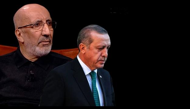 Abdurrahman Dilipak Cumhurbaşkanı Erdoğan'ı uyardı: Rüşvet, torpil…