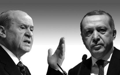 Uğuroğlu'ndan Cumhur İttifakı senaryosu: AKP, MHP'yi yutacak mı?