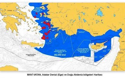 Yunan Yayılmacılığı ve MAVİ VATAN