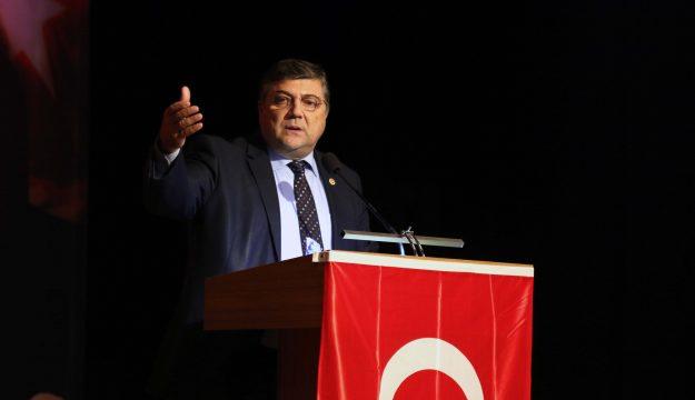 """CHP'li Sındır, """"gazilerimiz için kanun teklifi verdi"""""""