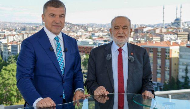 Temel Karamollaoğlu'ndan seçim barajı yorumu: Erdoğan çırpınış içinde!
