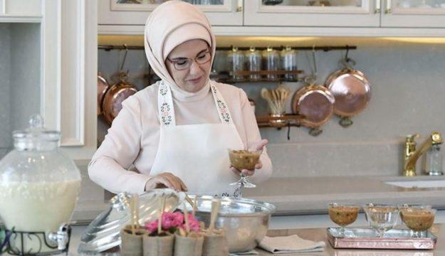 Emine Erdoğan: Gıda adil paylaşılmıyor, gerçekten üzülüyorum