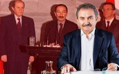 Bahçeli'nin gizli telefon görüşmesi olayı alevlendi: MHP'den tepki…